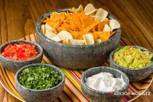Fotografia profissional de gastronomia, para restaurantes